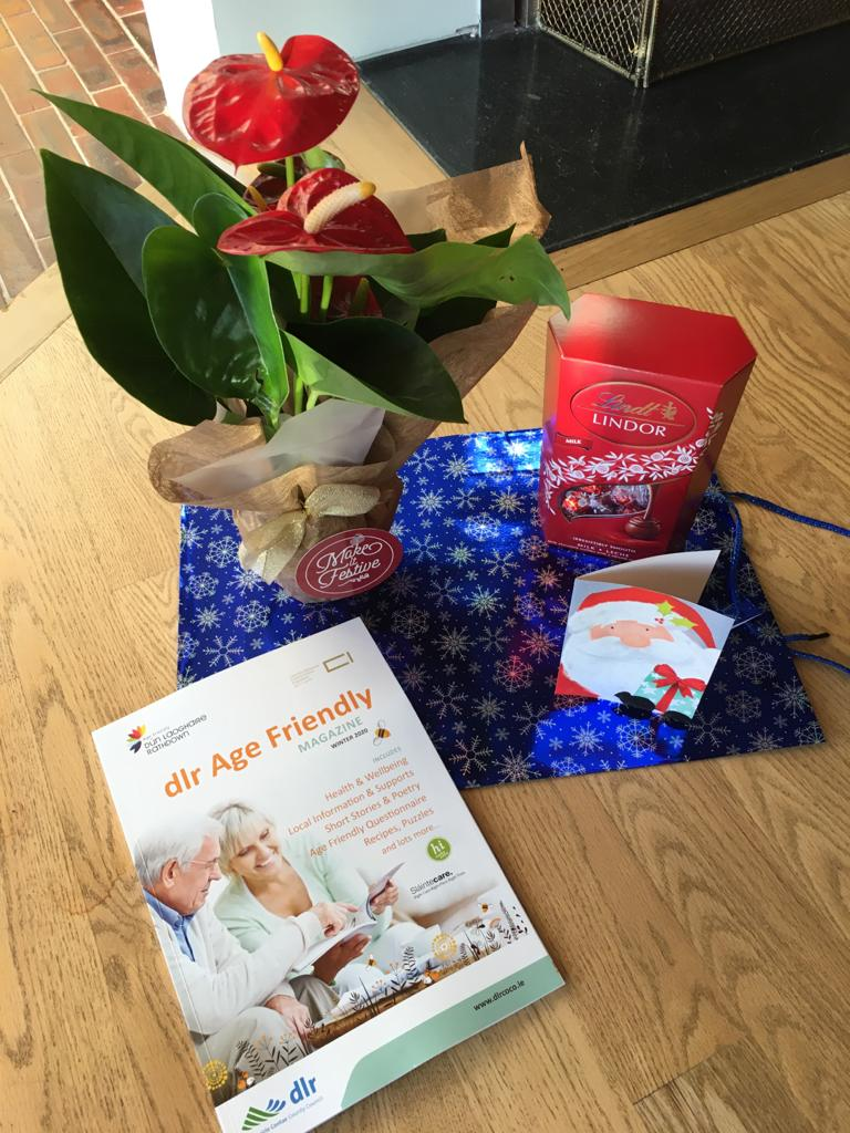 plant, Lindor chocs, booklet